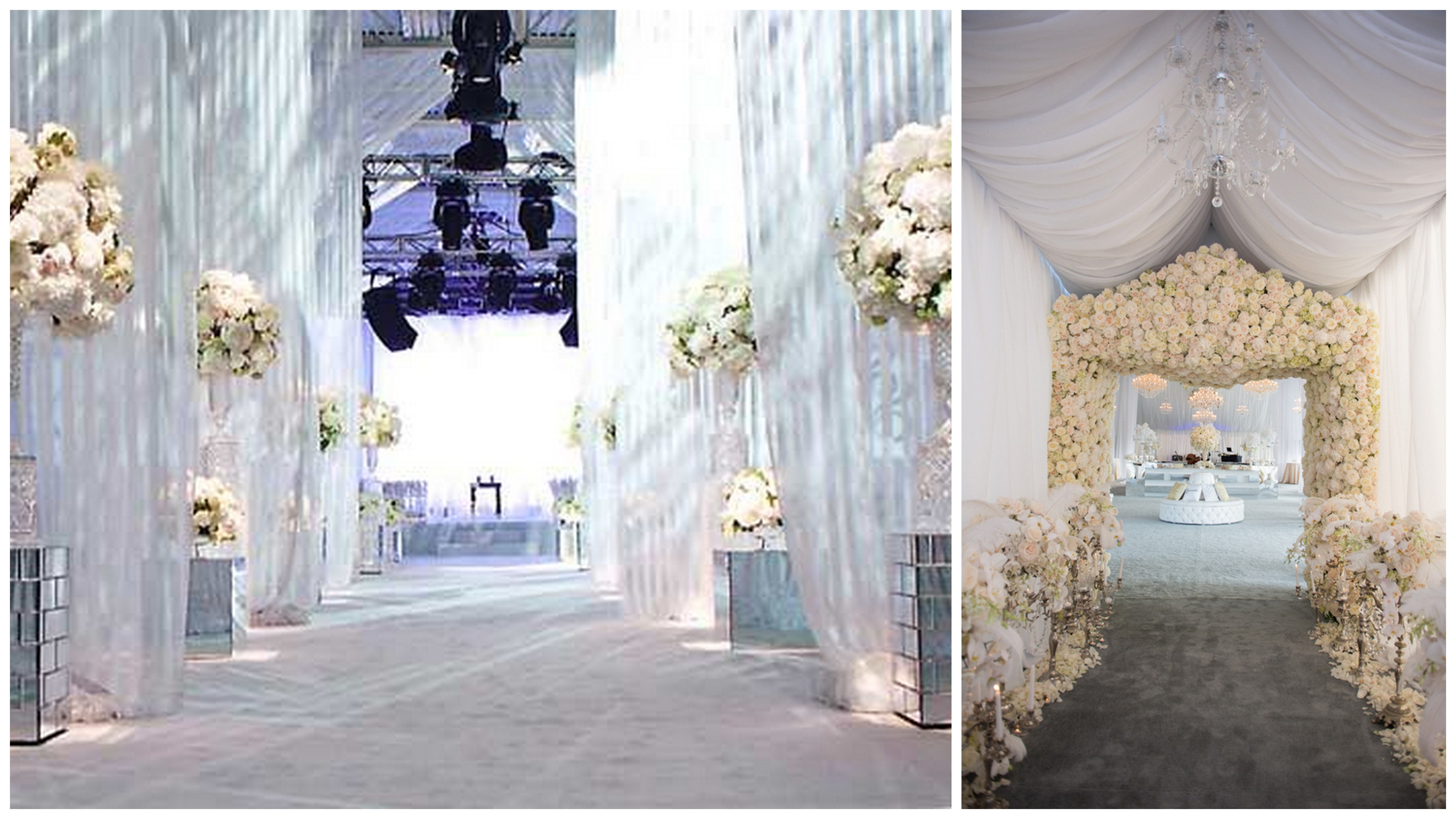 Foyer Decor For Wedding : Keith watson events special event design entertainment
